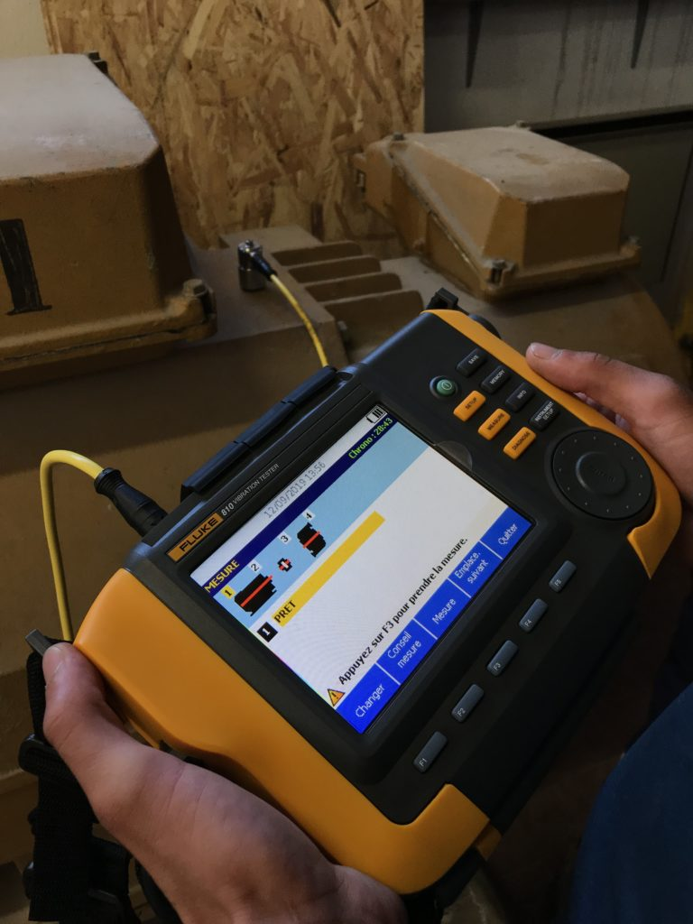 Analyseur de vibrations FLUKE® 810