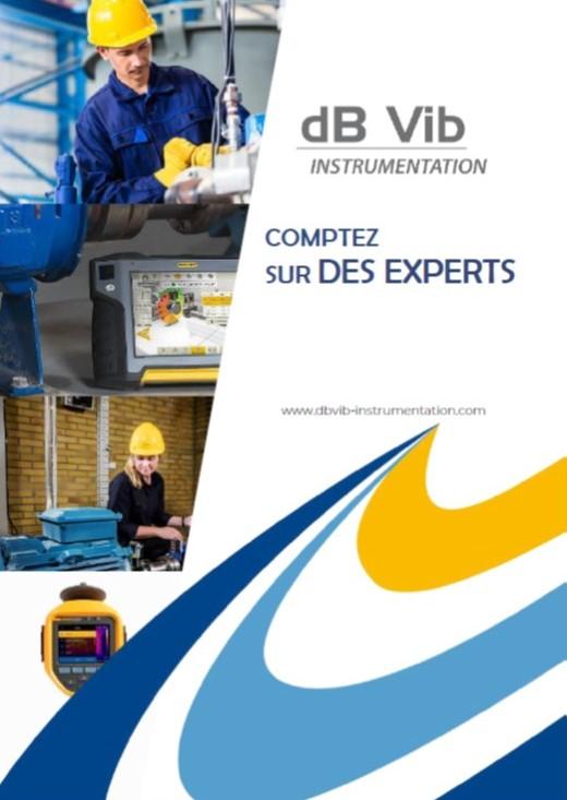 plaquette dB Vib Instrumentation