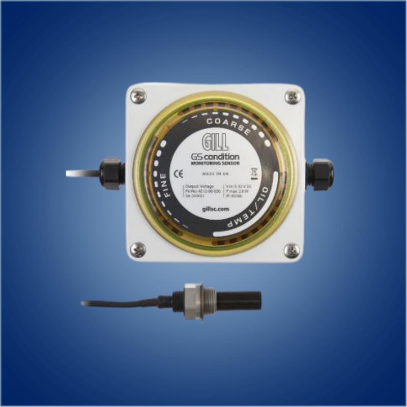 Capteur de l'état de l'huile 4212 Gill Sensor avec afficheur