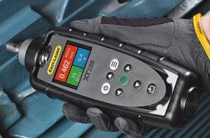 accessoires des systèmes d'alignement laser , le vibromètre